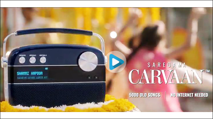 Saregama Carvaan: Melodies, the Retro Style | Top News